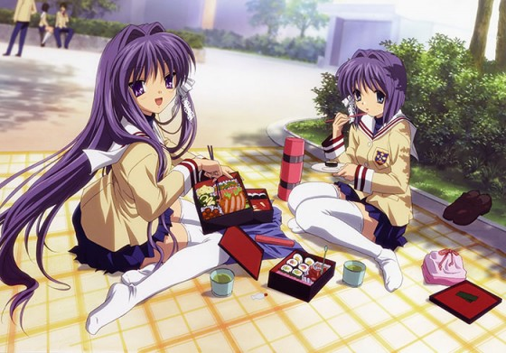 yousuga-no-sora-wallpaper Top 10 Anime Twins