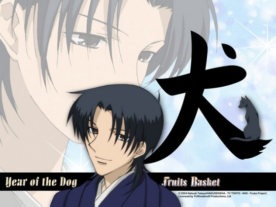 wallpaper Fruits Basket