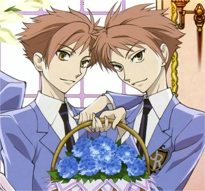 wallpaper Ouran Koukou Host Club