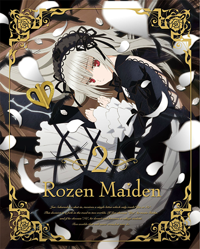 wallpaper Rozen Maiden 2