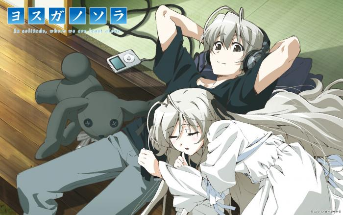 yousuga no sora wallpaper