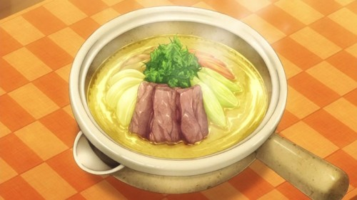 01-Mutton-Shimotsu-to-Curry Hisako Arato Shokugeki no Soma