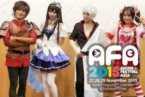 AFA Regional Cosplay Championship (ARCC) 2015: The Biggest Cosplay Competition in South East Asia