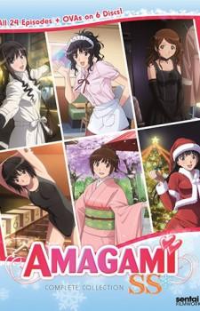 Amagami SS dvd