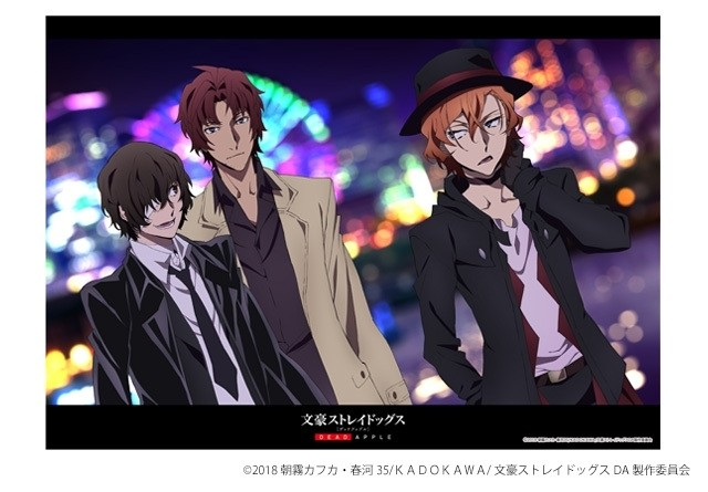 Bungou-Stray-Dogs-Wallpaper Top 10 Mystery Anime [Updated Best Recommendations]