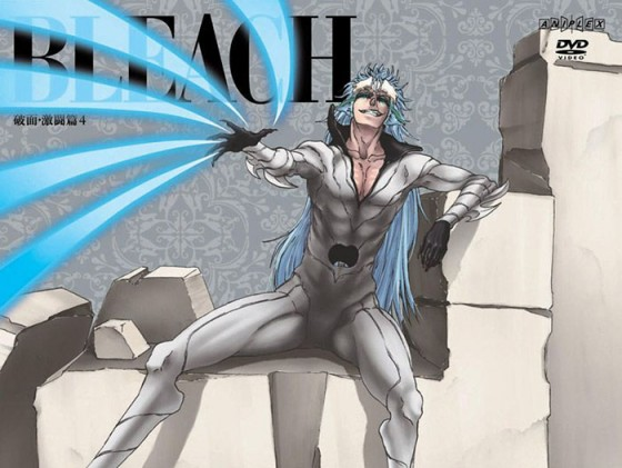Grimmjow Jaegerjaquez Bleach Wallpaper