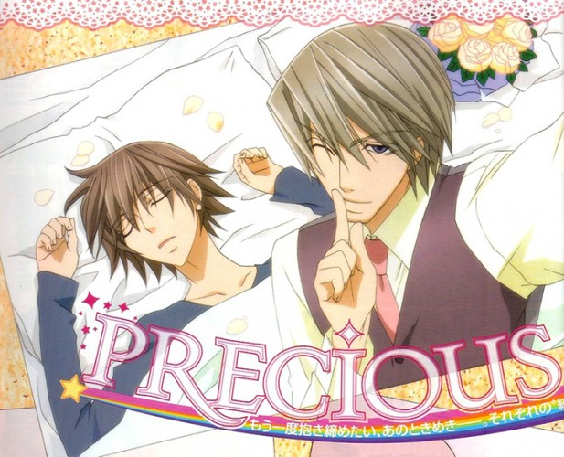 Junjou Romantica 3 wallpaper