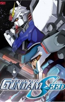 Mobile Suit Gundam SEED dvd