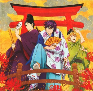 Noragami-wallpaper-560x357 Top 10 God Anime [Japan Poll]