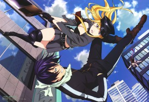 Noragami: Aragoto Review & Characters - Near shore and Far shore collide
