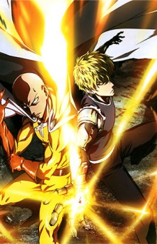 One Punch Man THE HERO wallpaper