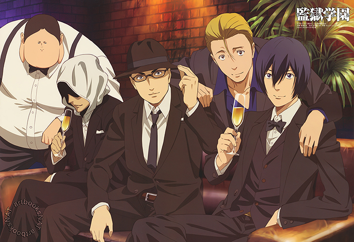 Prison-School-wallpaper1 Top 10 Anime Male Characters of 2015