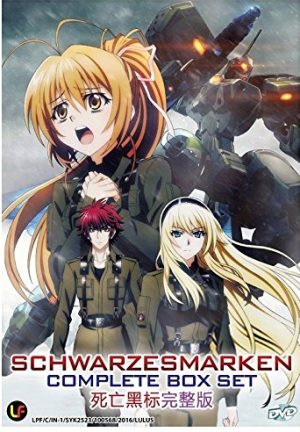6 Anime Like Schwarzesmarken [Recommendations]