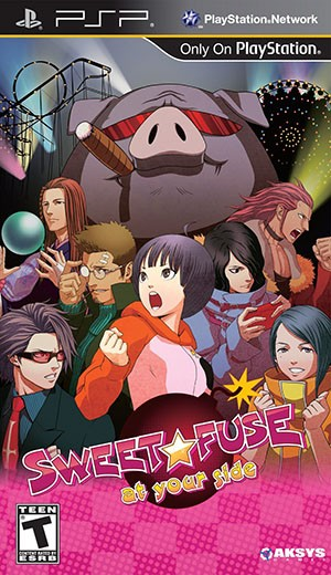 Sweet Fuse At Your Side game