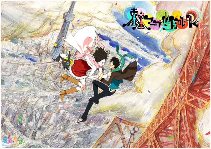 Tokyo-Marble-Chocolate-wallpaper Top 10 Slice of Life OVAs [Best Recommendations]