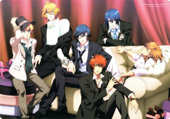 Uta no Prince-sama wallpaper