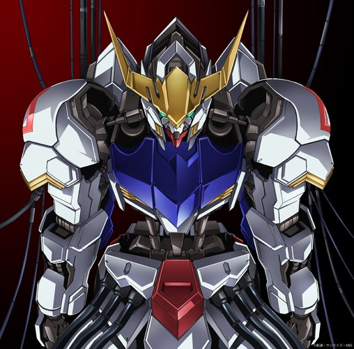 Wallpaper Mobile Suit Gundam Iron-Blooded Orphans