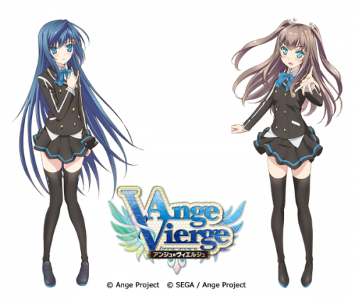 Ange_Vierge-game-cover-500x282 Anime Announced for SEGA TCG Ange Vierge