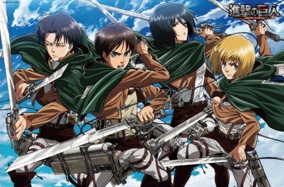 attack on titan wallpaper 02