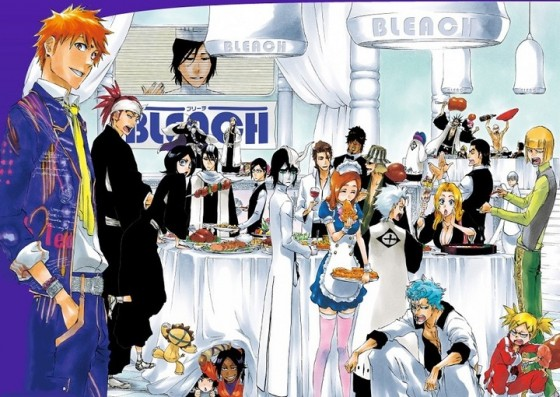 bleach-wallpaper1-560x397 Top 10 Manga Ranking [Weekly Chart 05/13/2016]