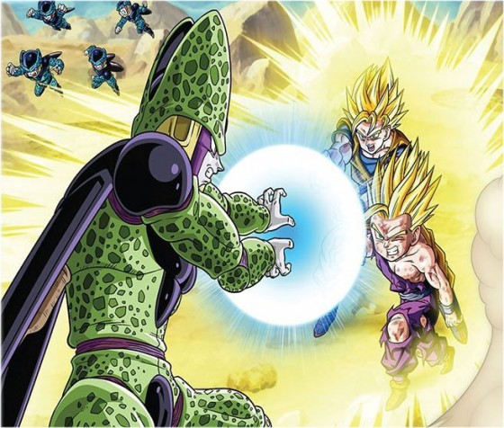 dragonball-z-cell-wallpaper-560x476 Moments in Anime: The Cell Games Begin!