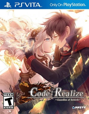 game Code Realize Guardian of Rebirth