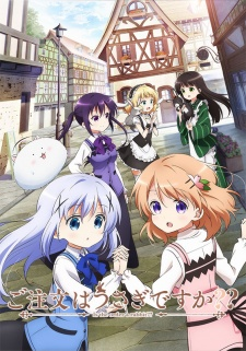 Gochuumon-wa-Usagi-Desu-kaIs-the-Order-a-Rabbit-wallpaper-560x315 Top 5 Fall Anime for Moe, Motivation, Laughing Fits and Feels [Japan Poll]