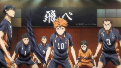 haikyu-fly-500x281 Haikyuu!! Second Season OP 2 Revealed!