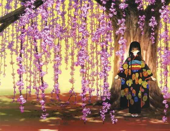 hell girl wallpaper