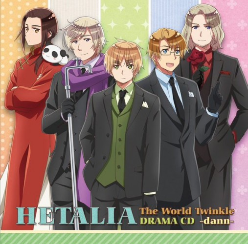 hetalia drama cd wallpaper