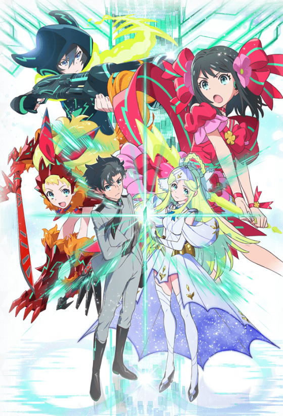 luck-and-logic-560x822 Fantasy & Action Anime, Luck And Logic 2nd Season Confirmed!