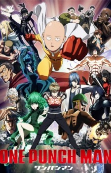 one-punch-man-wallpaper-560x385 Top 10 Hero Anime [Japan Poll]