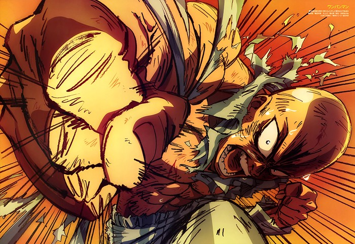 one-punch-man-wallpaper-700x481 Top 10 Anime Punches