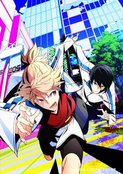 prince-of-stride-alternative Prince of Stride: Alternative OP STRIDER'S HIGH is Out Today!!!