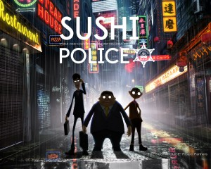 Sushi Police - Anime Winter 2016
