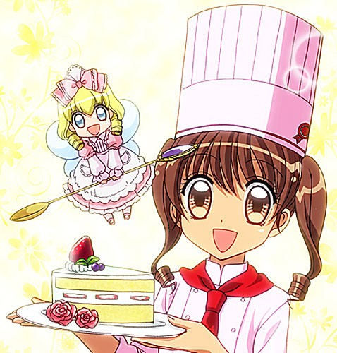 yumeiro patisserie Wallpaper