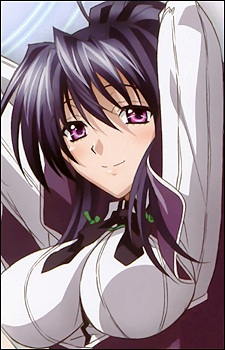 Akeno Himejima High School DxD