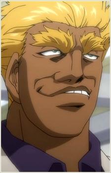 Brian Hawk Hajime no Ippo