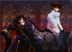 5 Reasons Why Lelouch and Suzaku's Love is Incomparable