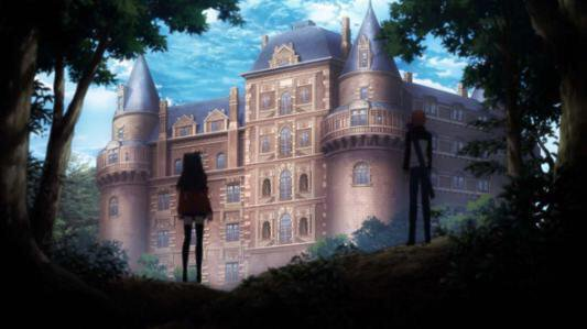 Einzberg Castle Fate Stay Night captcha 2