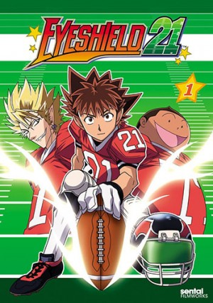 Eyeshield 21 dvd