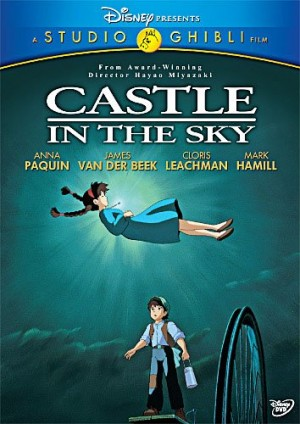 Castle in the Sky Laputa dvd