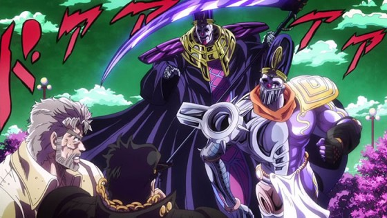 Mannish Boy JoJo no Kimyou na Bouken Stardust Crusaders wallpaper