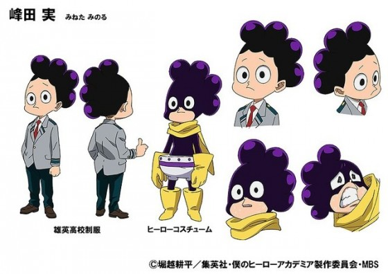 my-hero-academia-560x409 Boku no Hero Academia Added Cast Members and Characters Revealed