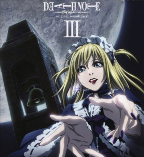 Misa Amane Death Note wallpaper