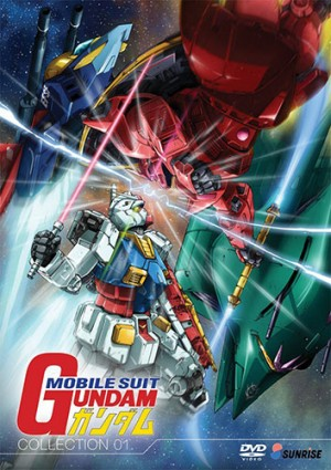 Mobile Suit Gundam dvd