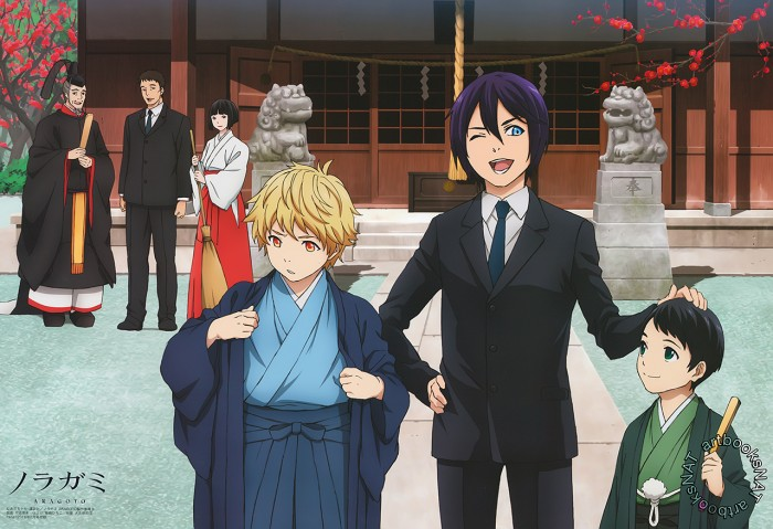 Noragami-wallpaper-700x479 Top 10 Shinto Anime [Best Recommendations]