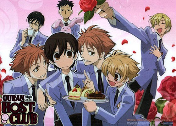 Ouran Koukou Host Club (Ouran High School Host Club) wallapaper