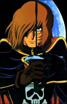 Phantom Harlock Space Pirate Captain Harlock