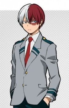 boku no hero academia todoroki shouto